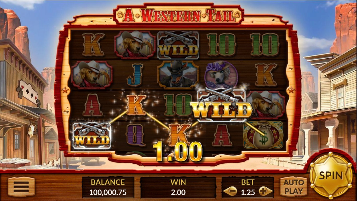 A Western Tail Slots