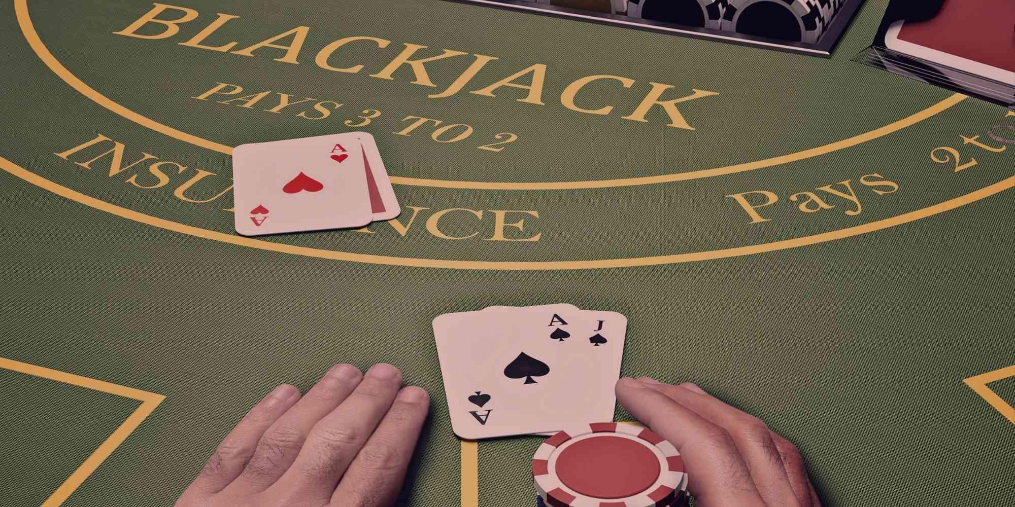 Is Blackjack a Fair Game?