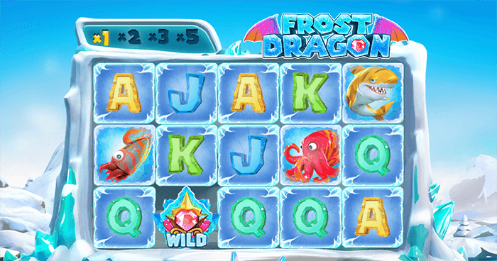 Frost Dragon Slots