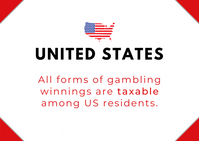 Do poker players pay taxes in the US?