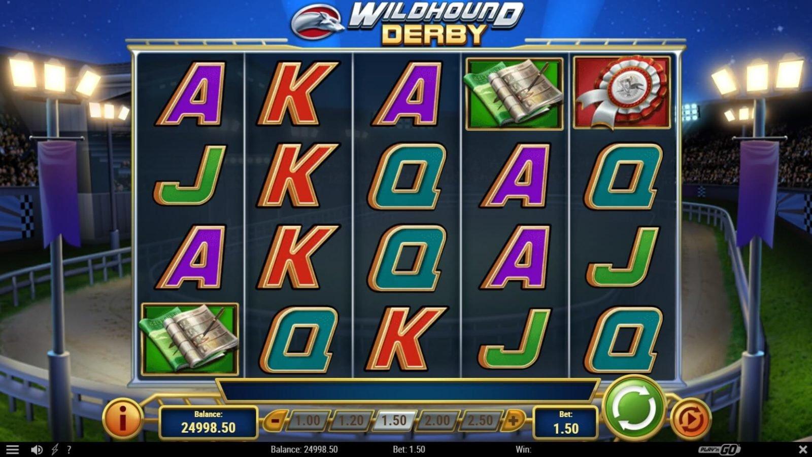 WildHound Derby Slots