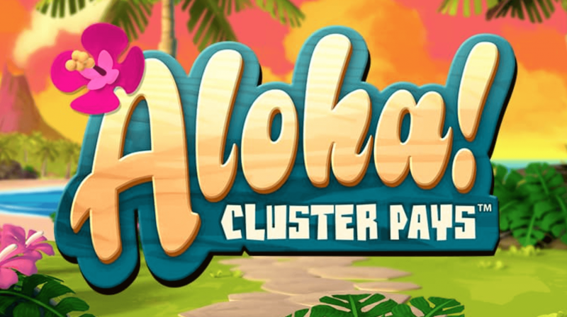 Aloha Cluster Pays by NetEnt