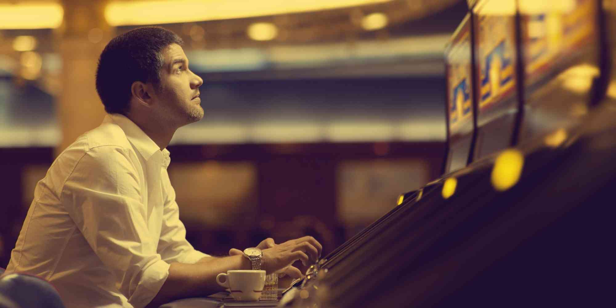 Can You Play Slot Machines Professionally?