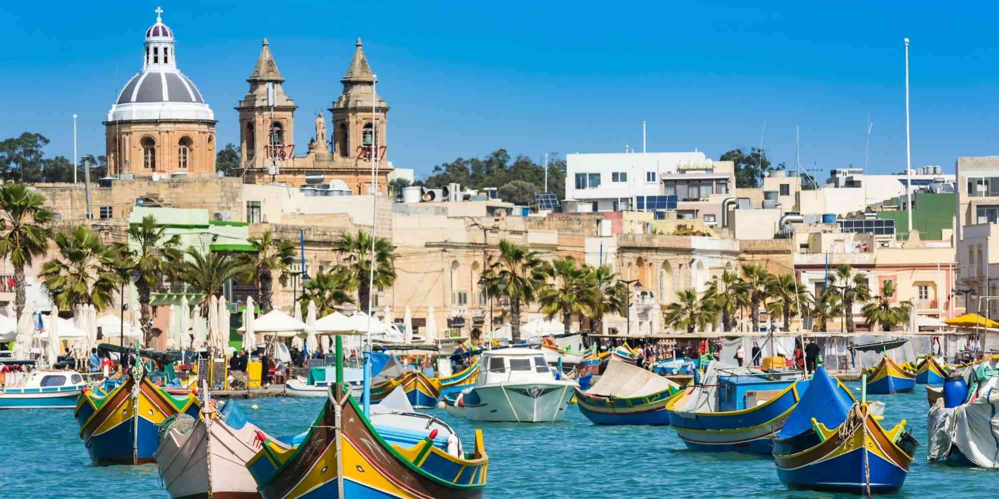 gambling in Malta