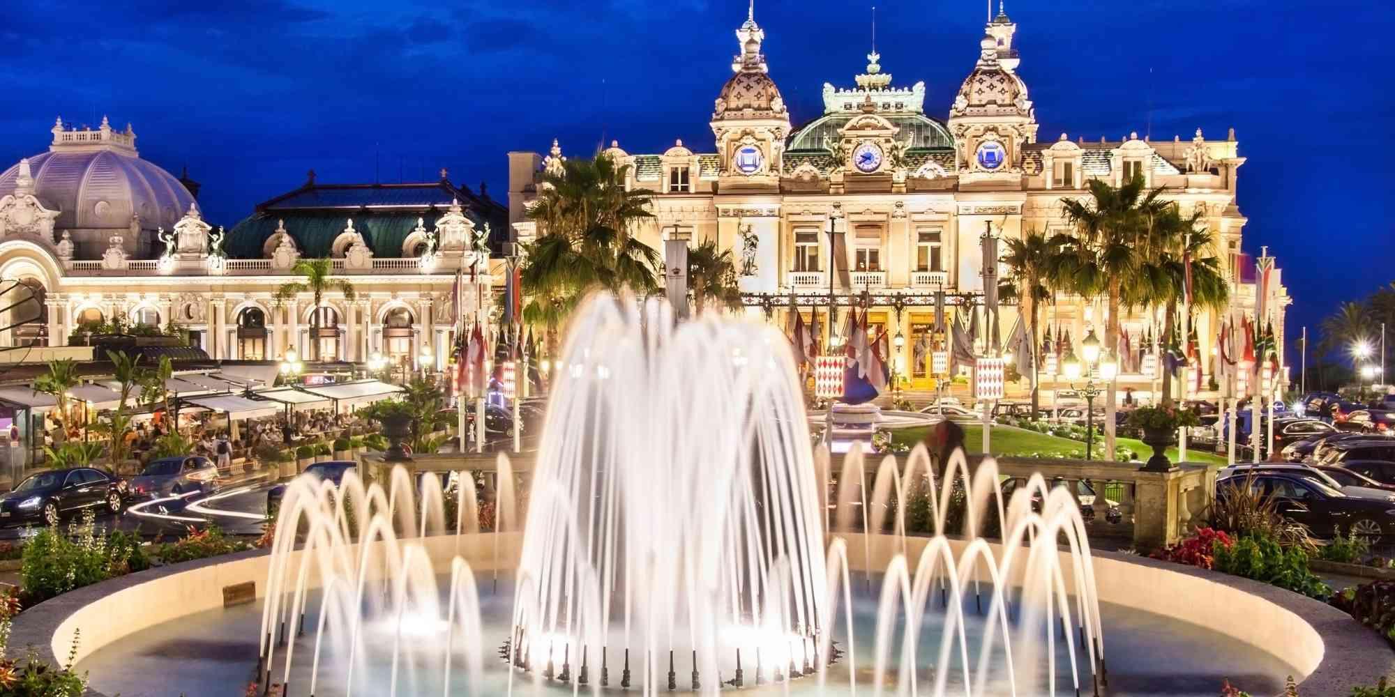 gambling in Monte Carlo