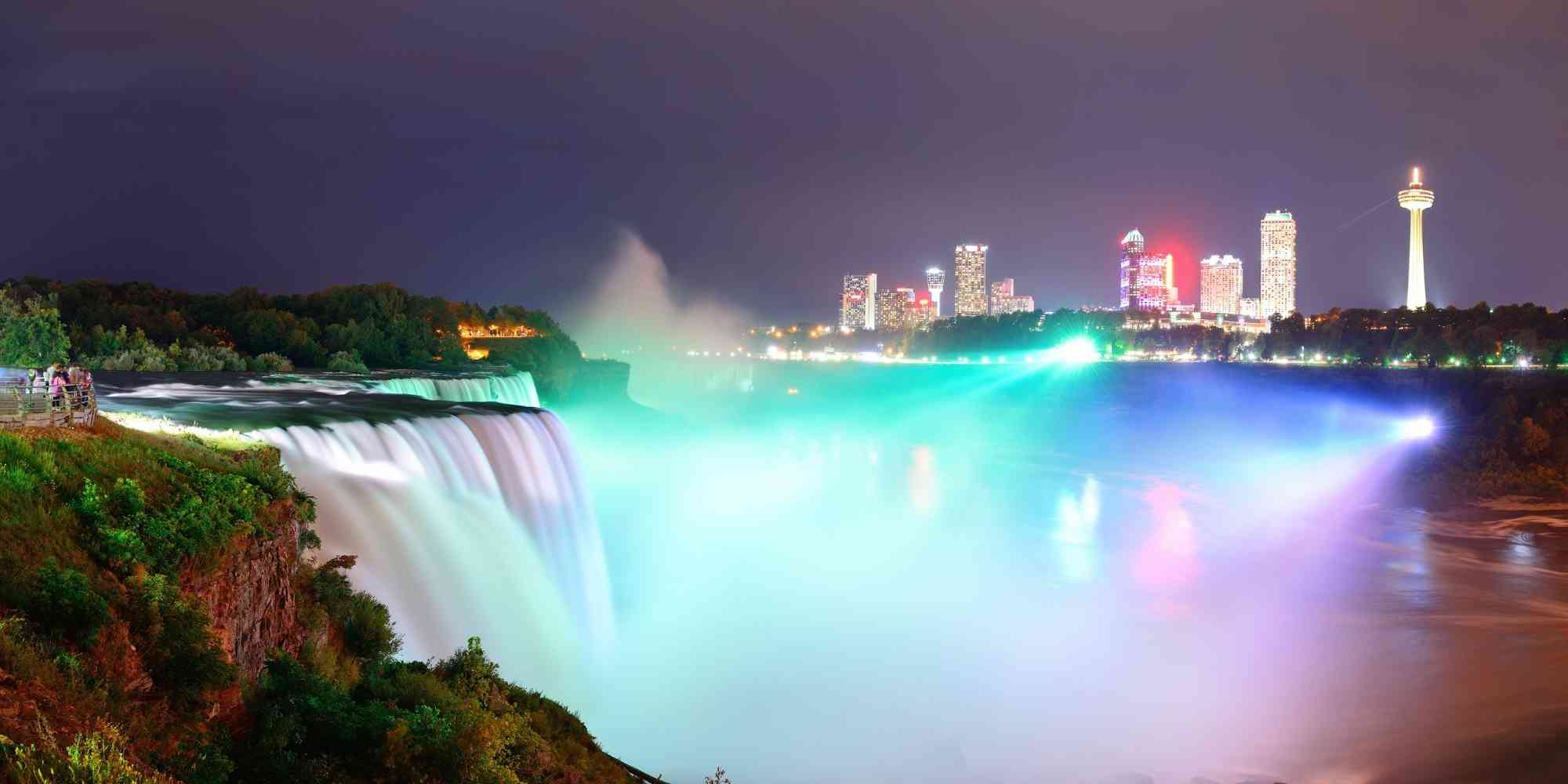 gambling in Niagara Falls
