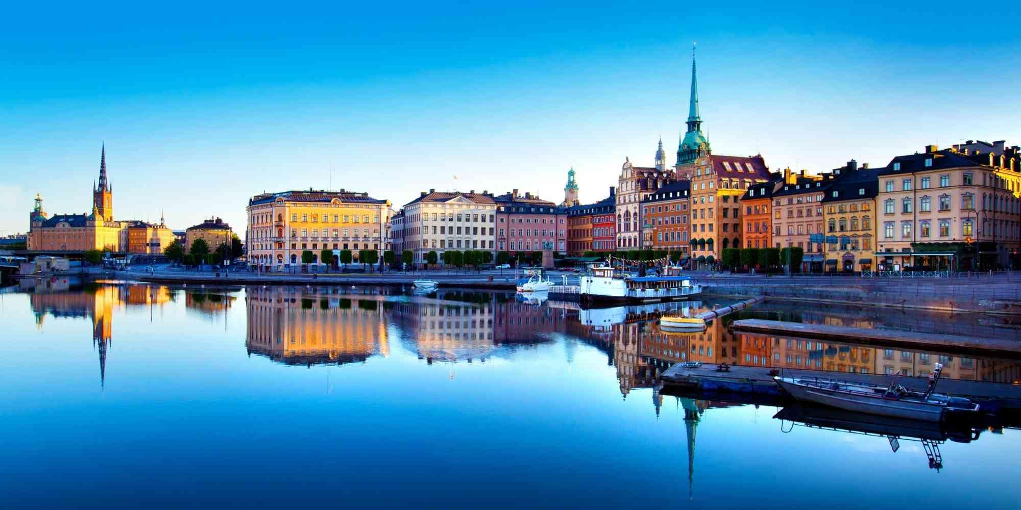 gambling in Stockholm