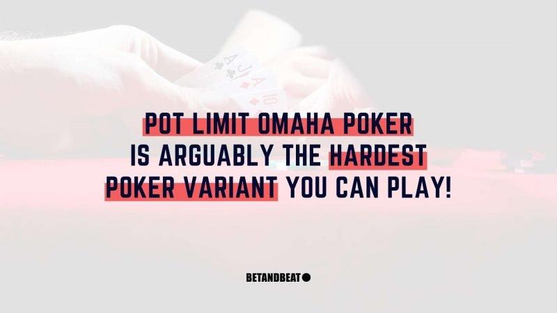 hardest poker variants