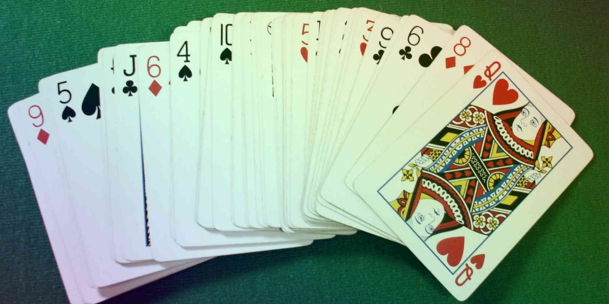 How Many Decks of Cards in Blackjack?