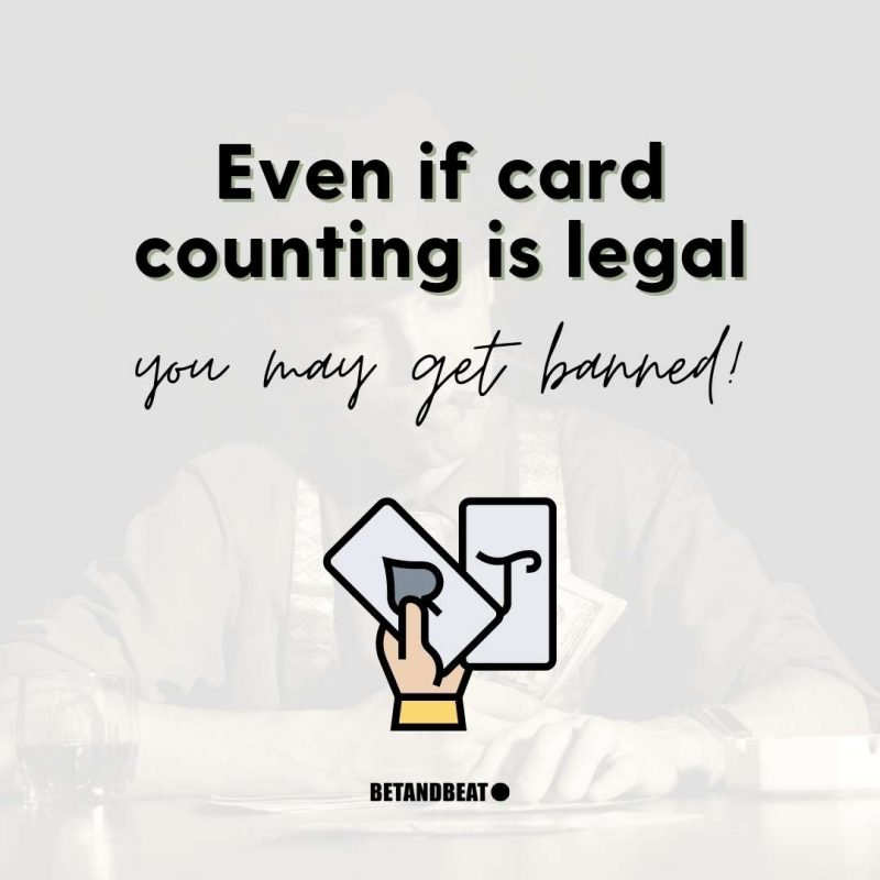 legality of card counting