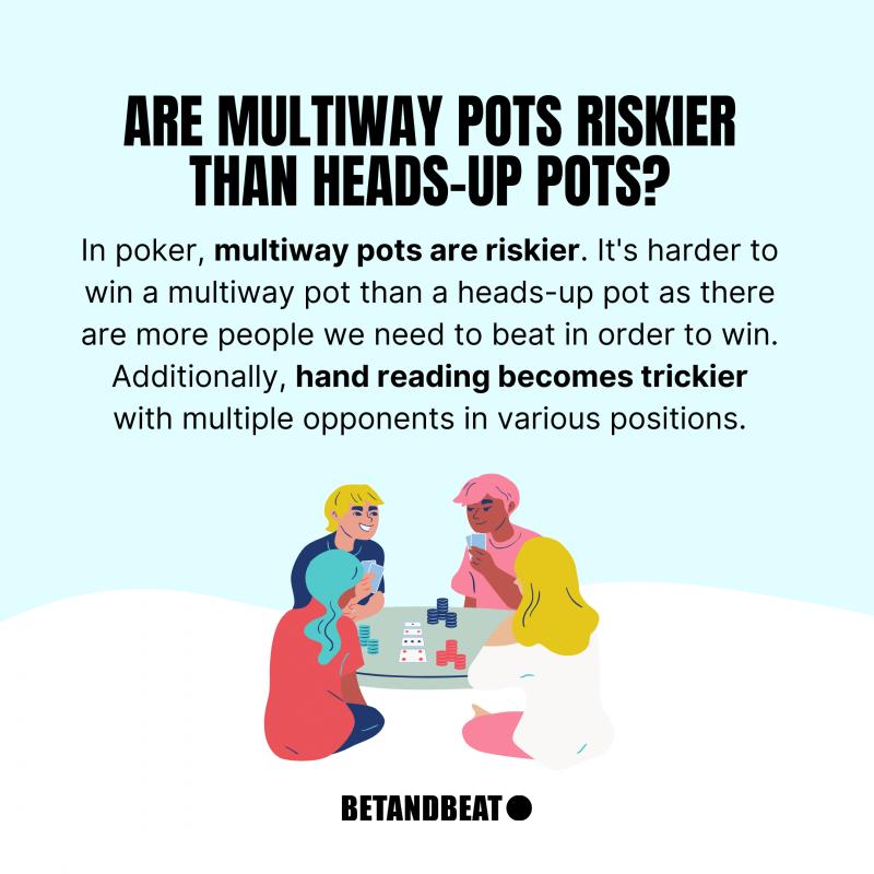 risks of multiway pots