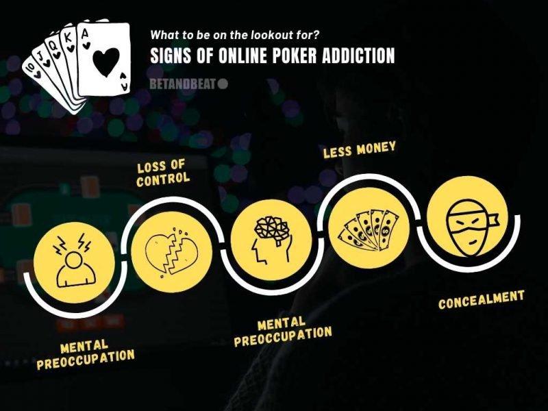 Symptoms of Online Poker Addictions