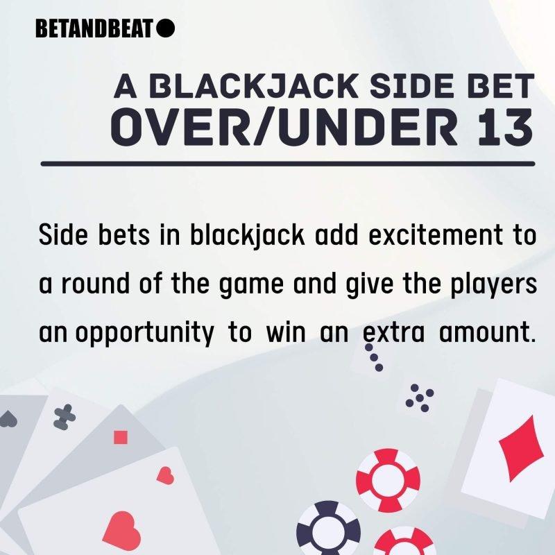 Over/Under 13 Rules (Blackjack Side Bet)