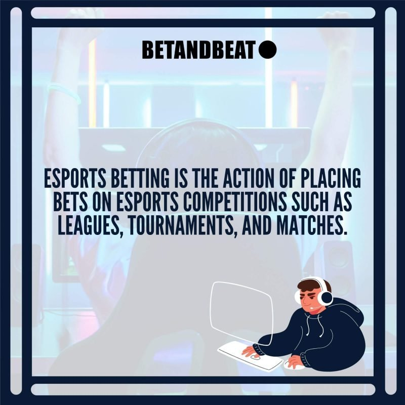 eSports betting definition