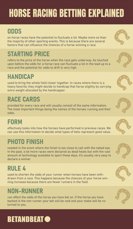 concepts of horse racing betting