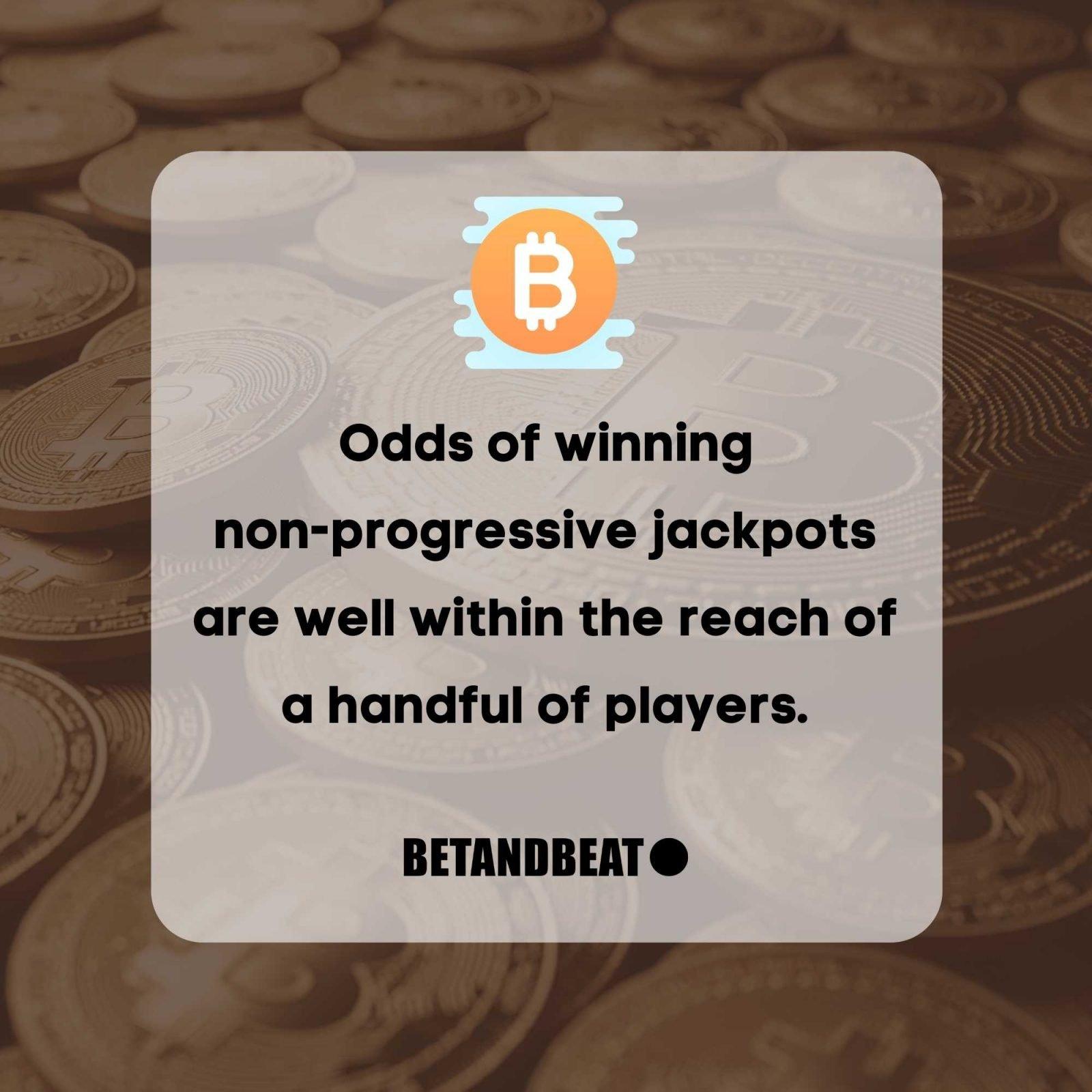 jackpot odds in bitcoin casinos