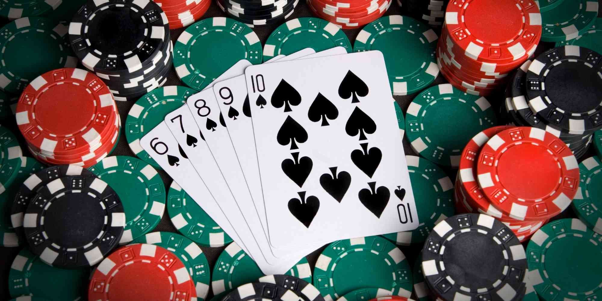 What's The Second Best Possible Hand In Poker?