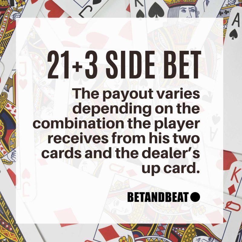 Blackjack 21+3 Payout