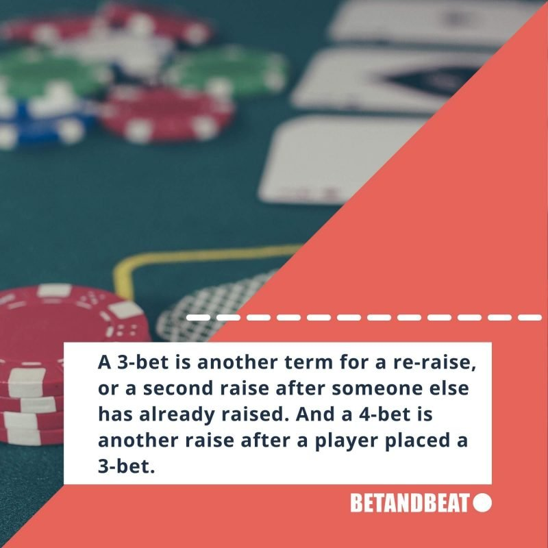 4-bet poker definition