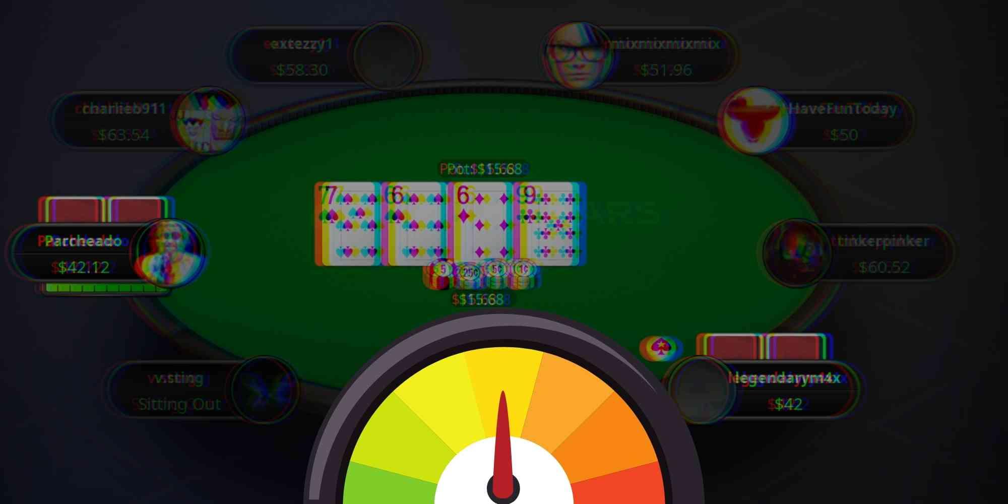 Average Hands Per Hour In Online Poker