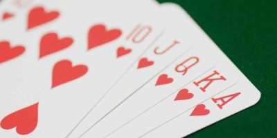 Learn about the best possible hand in poker!