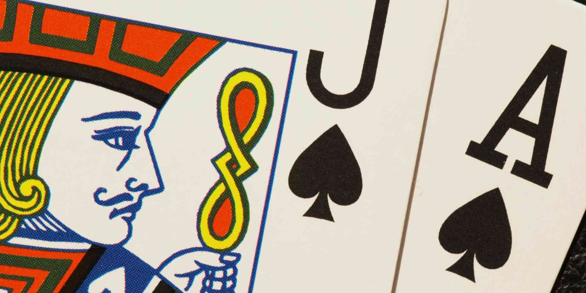 Are blackjack and 21 the same thing?
