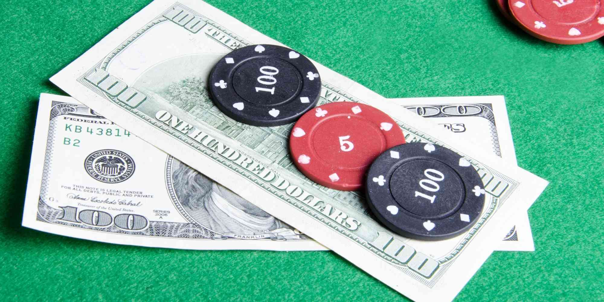 How Much Should You Spend on Poker