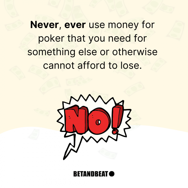 How Much Should You Spend on Poker?