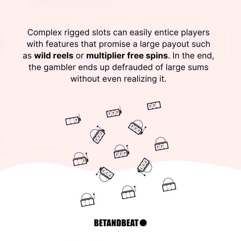 unfair online slots