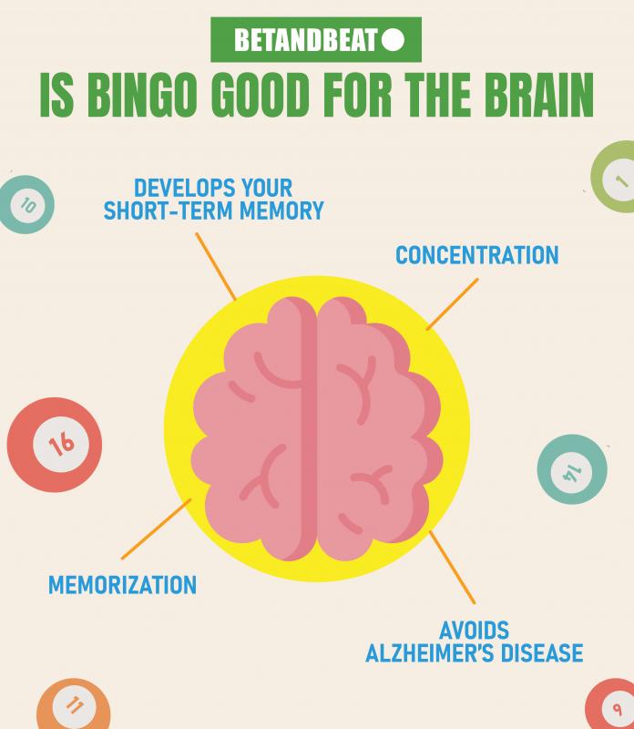 Benefits of Bingo for the brain