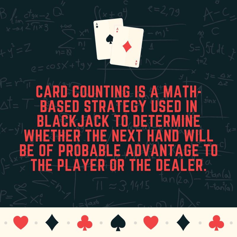 Card Counting Blackjack Definition