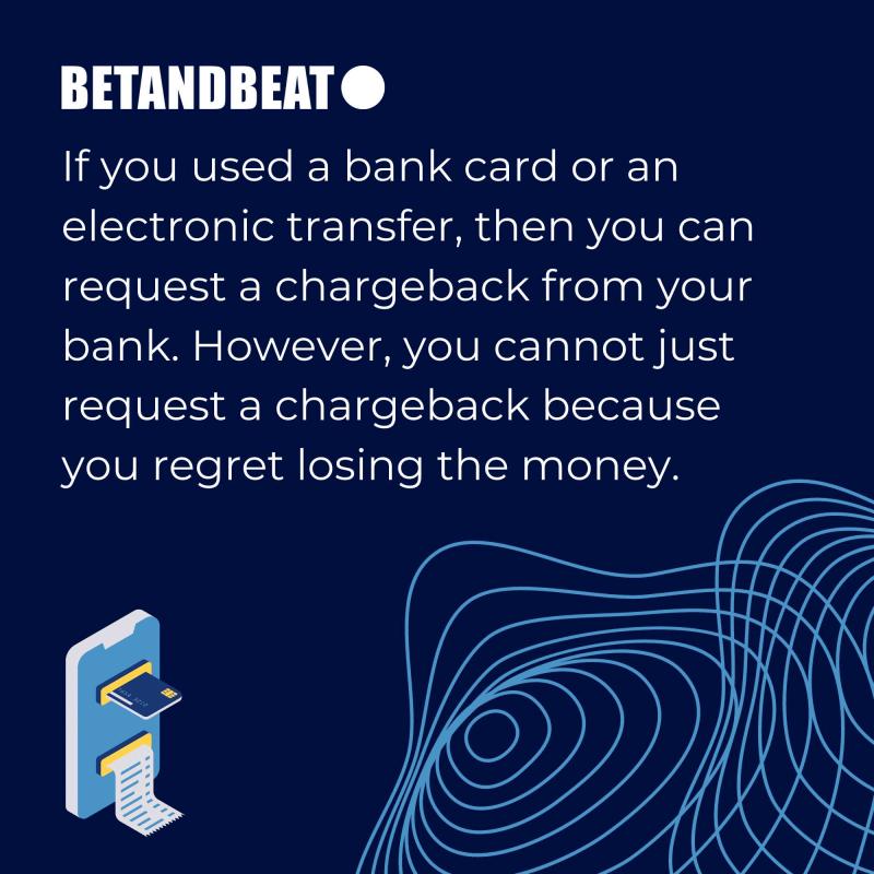 About Casino Chargebacks