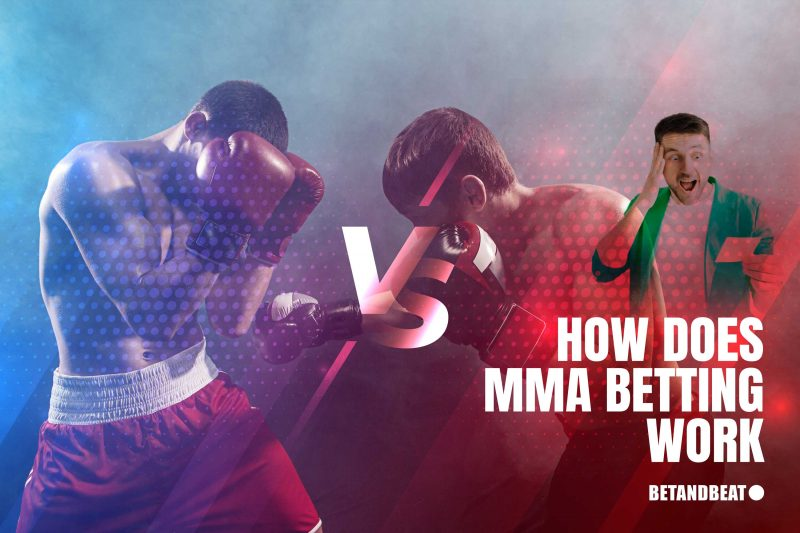 how does mma betting work