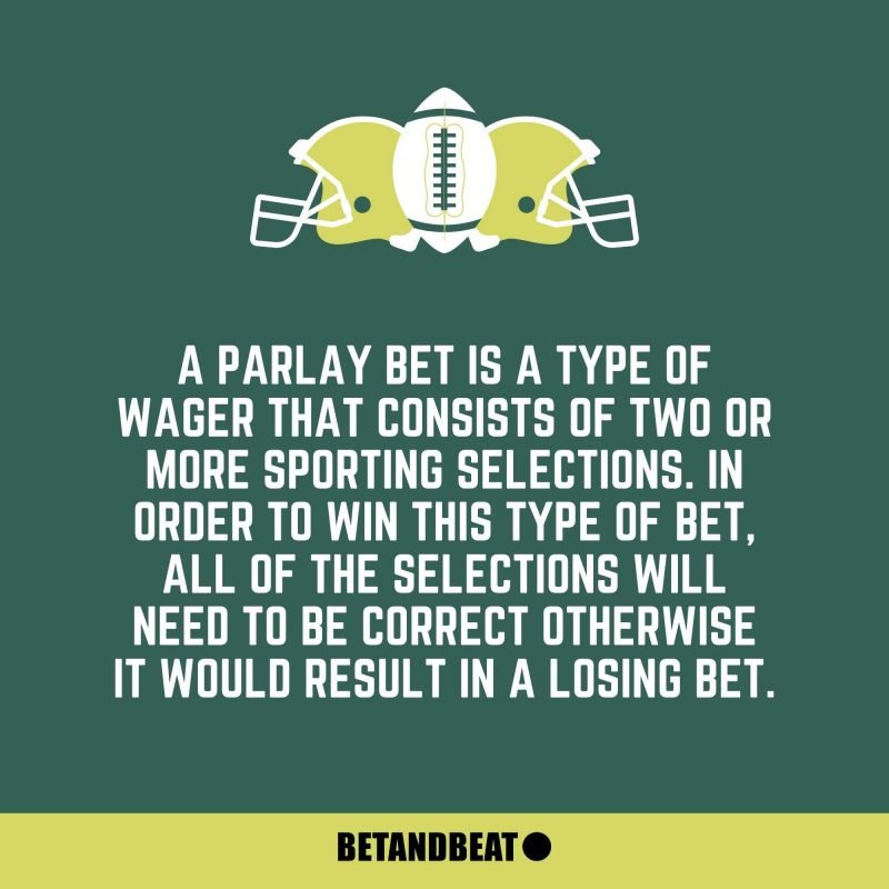 Definition of Parlay Betting