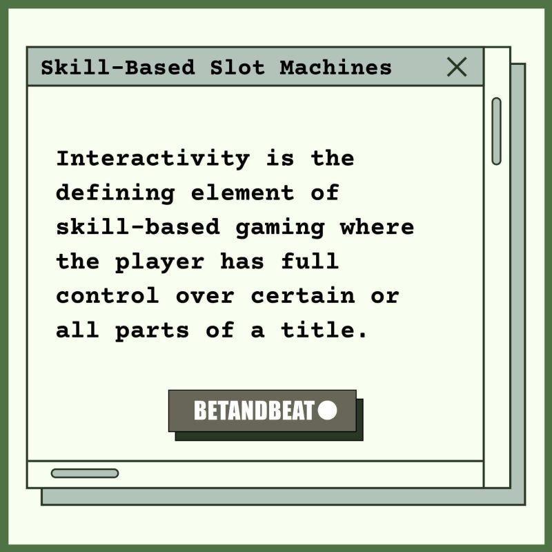 How Do Skill-Based Slots Work