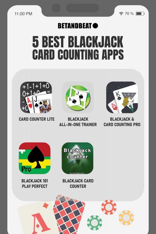Best iOS & Android Apps To Learn Card Counting