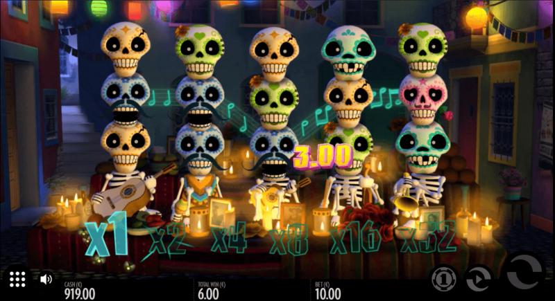 Esqueleto Explosivo® Slot Game