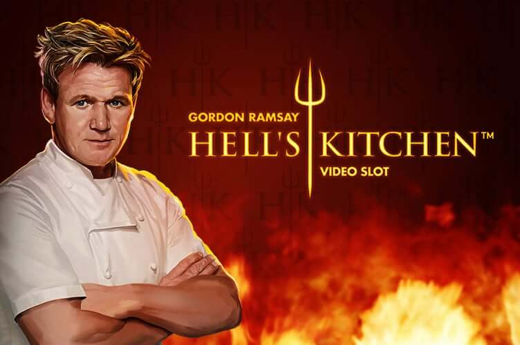 NetEnt's Hell Kitchen slot game