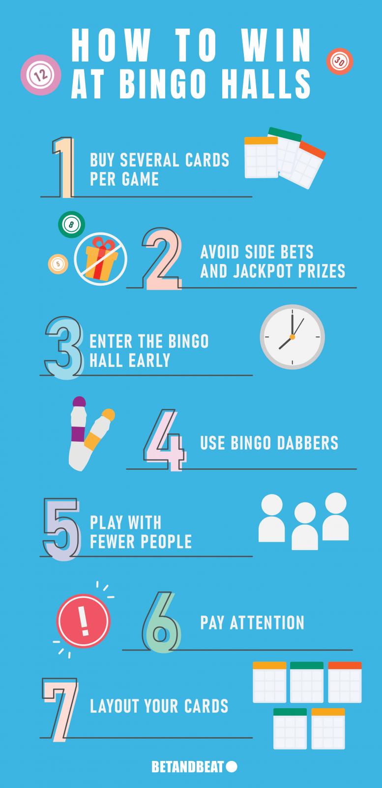 winning at bingo