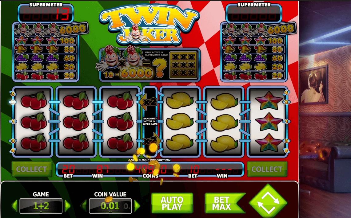 Twin Joker Slot by Stake Logic