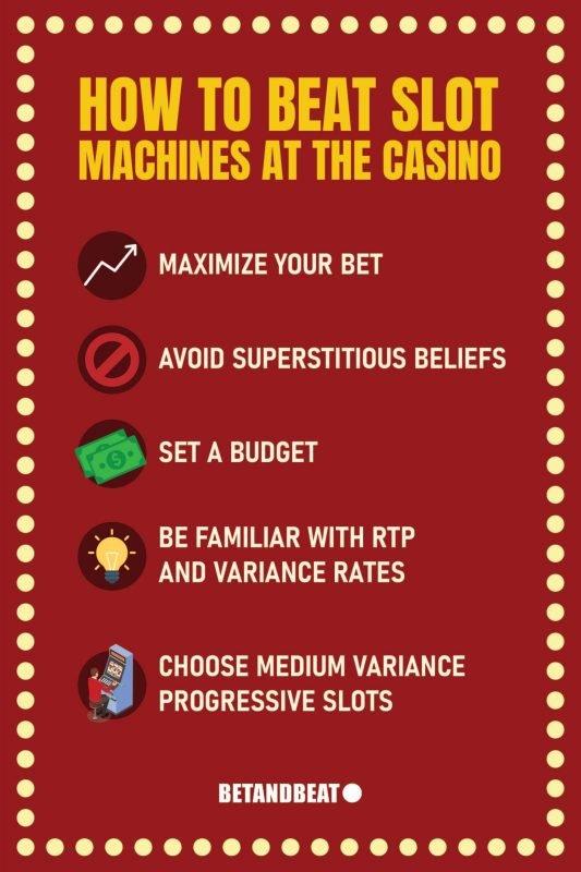 Effective Tips To Beat Casino Slots
