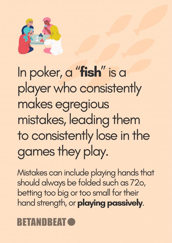 poker fish definition