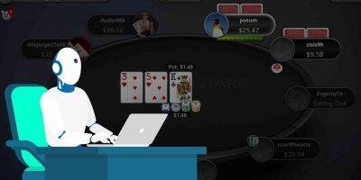 Bots on PokerStars