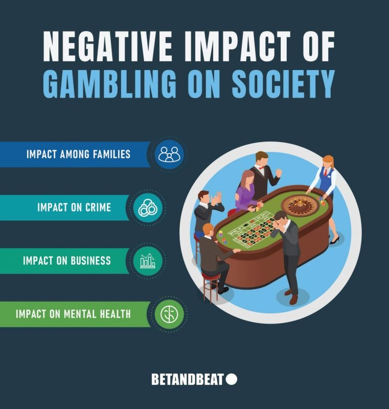 Negative Impact of Gambling on Society