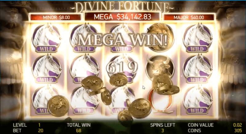 Divine Fortune (NetEnt)