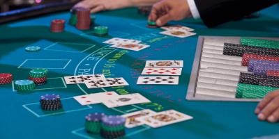 Stop Hitting In Blackjack