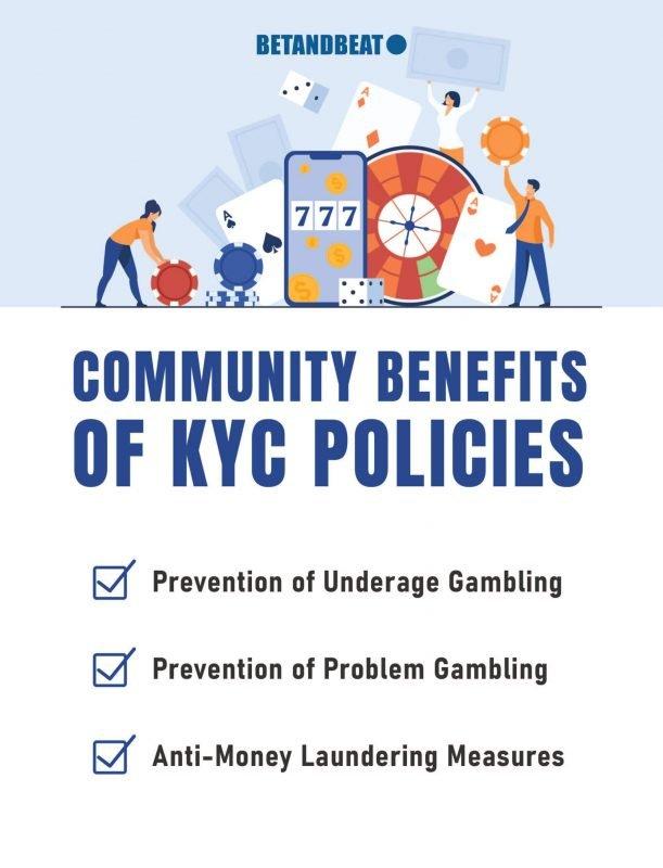 KYC benefits for online gambling